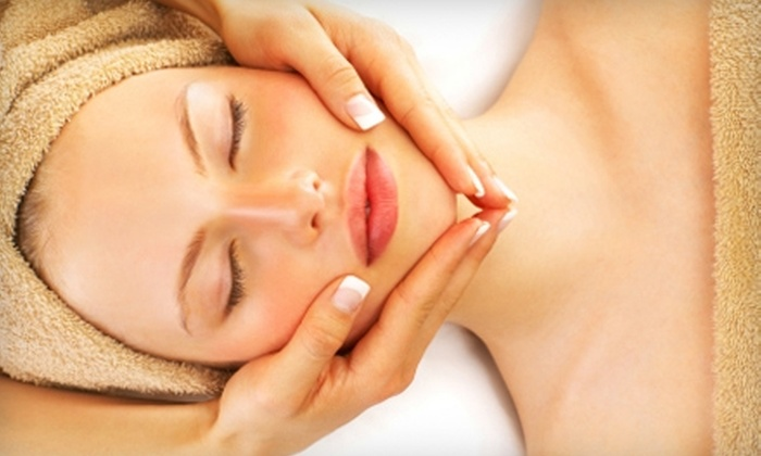 Xhale Beauty Lounge - Cloverdale: Spa Services at Xhale Beauty Lounge in Surrey. Three Options Available.