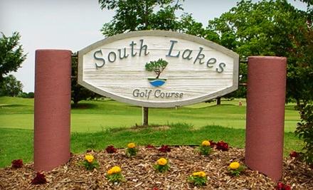 South Lakes Golf Course - South Lakes Golf Course in Jenks