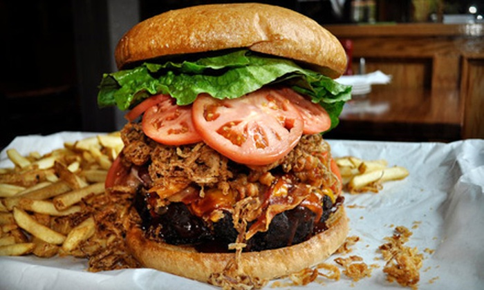 Black Bear Saloon - Downtown: American Dinner or Lunch Fare at Black Bear Saloon