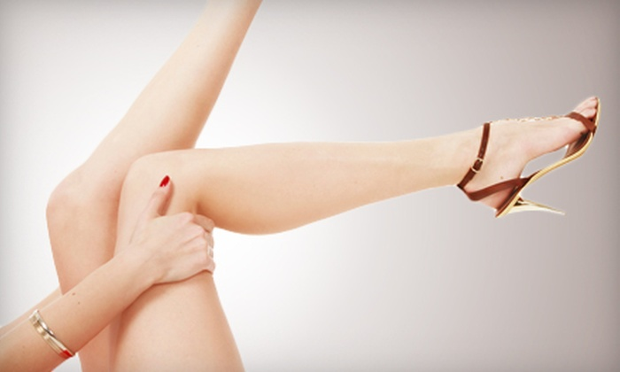 Vein Center of the Palm Beaches - Palm Beach: $149 for Two Sclerotherapy Spider Vein Treatments at Vein Center of the Palm Beaches in West Palm Beach ($730 Value)