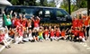 Adventures Unlimited - South Central: $75 for Five Days of Summer Camp at Adventures Unlimited ($155 Value)