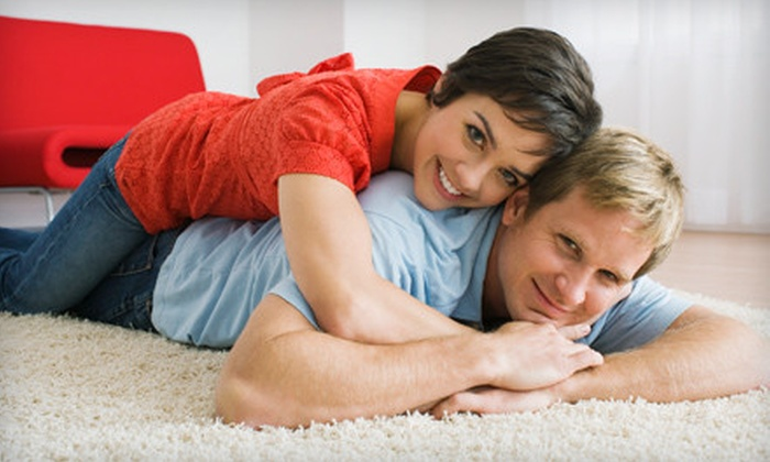 ChemDry - Santa Barbara: Three or Four Rooms of Carpet Cleaning from ChemDry (Up to 53% Off)