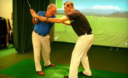 60-Minute Private Swing Evaluation (a $75 value) - Edwin Watts Golf Academy in Arlington