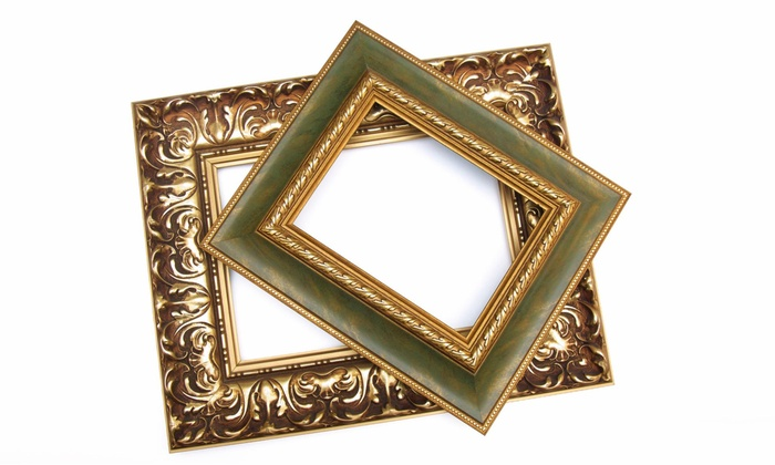 A Frame Hollywood - West Hollywood: $25 for $100 Worth of Framing — A Frame Hollywood