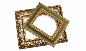 A Frame Hollywood: $25 for $100 Worth of Framing — A Frame Hollywood