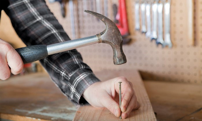 MPO Builders, Inc. - Chicago: $299 for a Handyman-for-a-Day Service from MPO Builders, Inc. ($700 Value)