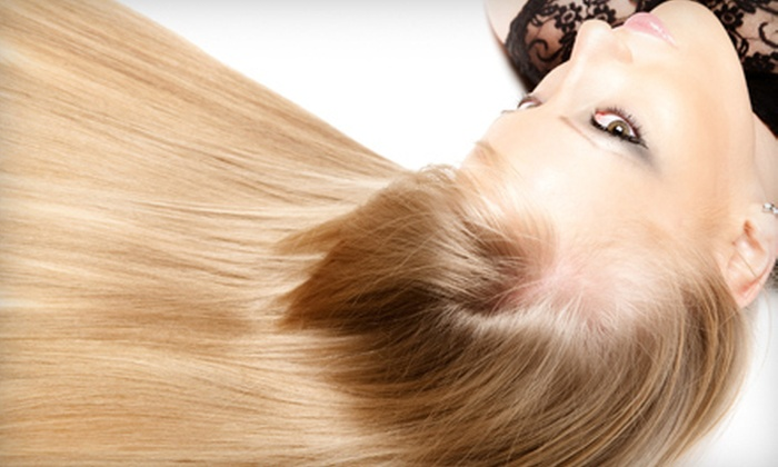 Gentle Lase Center - Dupont Circle: One Keratin Treatment with Optional Haircut or Two or Three Keratin Treatments at Gentle Lase Center (Up to 67% Off)