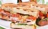 Splosh Cafe - New York: Classic American and International Comfort Food at Splosh Cafe (45% Off)