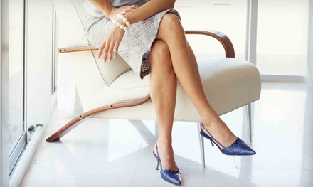 $149 for Two Laser Spider-Vein-Removal Treatments at North Shore Medical Spa ($600 Value)