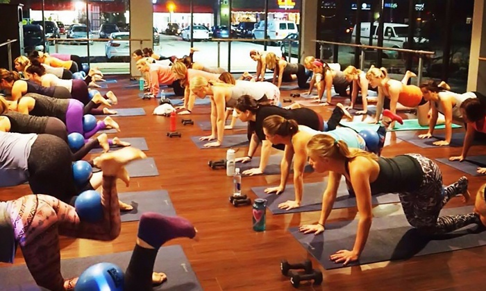 Balance Yoga Barre - Balance Yoga Barre: $50 for One Month of Hot Yoga, Hot Pilates, and Barre Classes at Balance Yoga Barre ($100 Value)