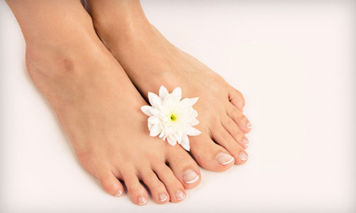 NuImage Medspa - Birmingham: Laser Toenail-Fungus Removal for One or Two Feet at NuImage Medspa in Birmingham (75% Off)