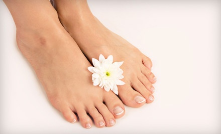 2 Laser Toenail-Fungus Removal Treatments for 1 Foot - NuImage Medspa in Birmingham