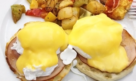 $17 for $30 Worth of Contemporary Canadian Cuisine at The Oakwood Café