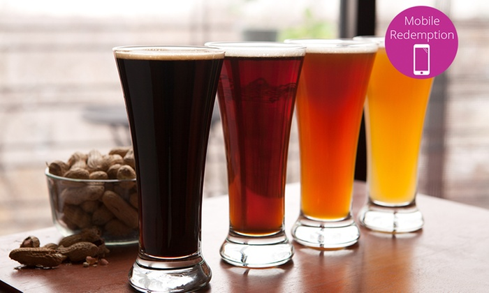 Northwest Brewing Company - Pacific: $11 for One Pint of Beer and One 64-Ounce Growler at Northwest Brewing Company (Up to a $23 Value)