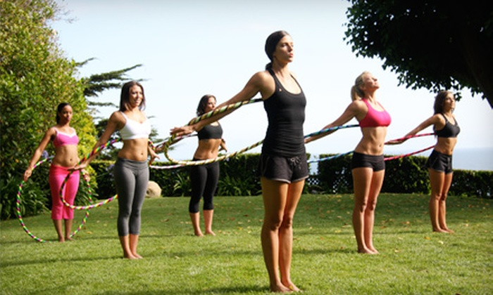 Hoopnotica: $45 for a Hooping Starter Kit from Hoopnotica ($94.96 Value)