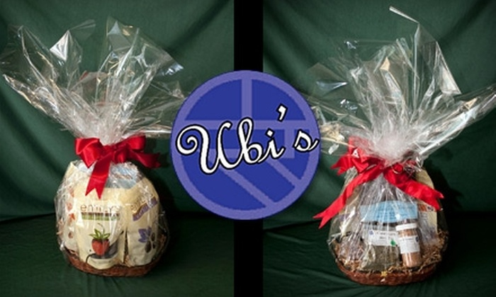 Ubiquitous Journey - South Hill: $37 for a Chocolate Gift Basket at Ubiquitous Journey ($74.99 Value)