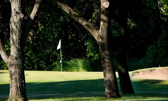 Bristol Oaks Golf Club & Banquet Center - Bristol: Weekday or Weekend Golf and Cart for Two at Bristol Oaks Golf Club & Banquet Center in Bristol