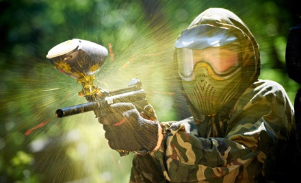 Day of Paintball for One (a $25 value) - Warzone Paintgames in Sylvania