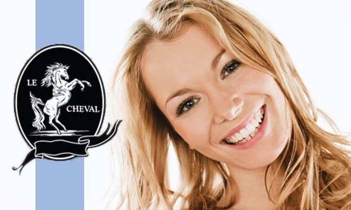 Le Cheval Day Spa - Palm Valley: $20 for a Teeth-Whitening Session at Le Cheval Day Spa