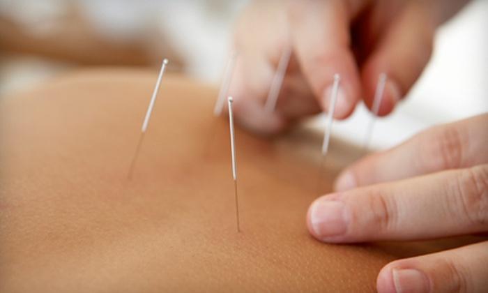 Khouri Chiropractic Health Solutions - Khouri Chiropractic Health Solutions: One or Three Acupuncture Sessions at Khouri Chiropractic Health Solutions