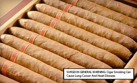 Connissieur Package (a $50 value) - Don Pablo's Cigar Store in Las Vegas