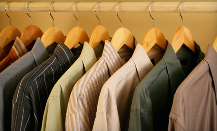 $25 Groupon for Dry Cleaning - Pope's Cleaners in Raleigh