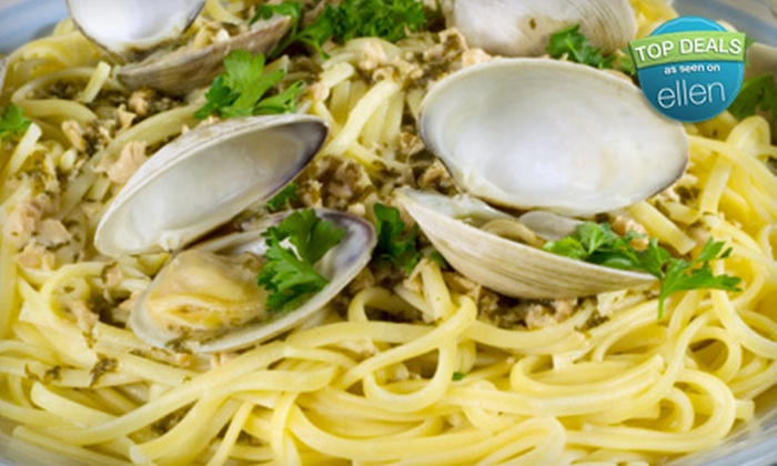 Em Le's - Carmel: American Fare for Dinner or Lunch at Em Le's (Up to 53% Off)