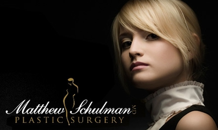 Dr. Schulman Plastic Surgery - Upper East Side: $59 for $150 Toward Botox, Restylane, or Dysport at Matthew Schulman, M.D. Plastic Surgery