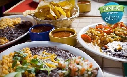 $40 Groupon to El Gordo Restaurante - El Gordo Restaurante in Chicago