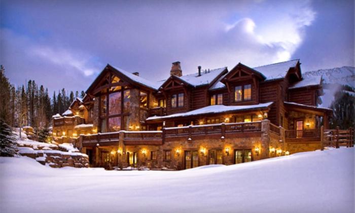 Big Sky Luxury Rentals - Parkland: $500 for $1,000 Toward a Two-Night Stay or Longer at Big Sky Luxury Rentals in Montana