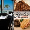 Half Off at Shula's on the Beach