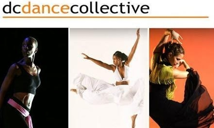 DC Dance Collective - AU Park - Friendship Heights - Tenley: $30 for Four Drop-In Dance Classes at DC Dance Collective (Up to $80 Value)