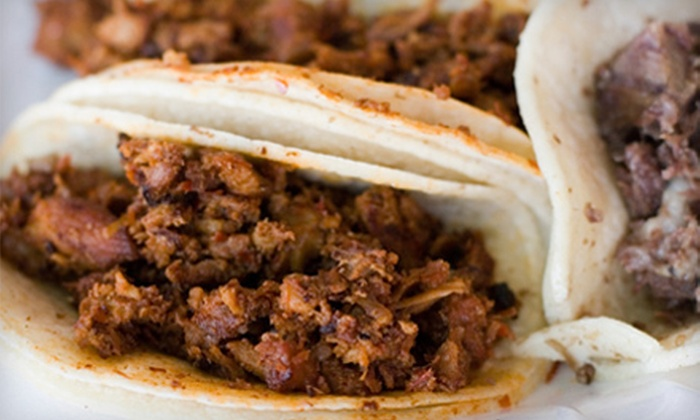El Magey Mexican Buffet Restaurant  - South Baton Rouge: $15 for $30 Worth of Mexican Fare and Drinks at El Magey Mexican Buffet Restaurant