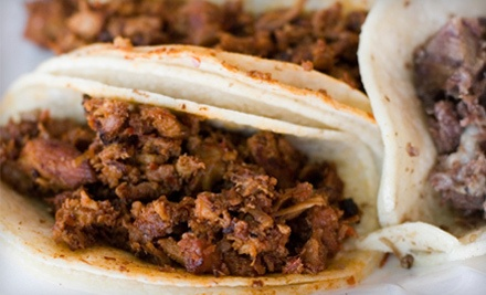 $30 Groupon to El Magey Mexican Buffet Restaurant - El Magey Mexican Buffet Restaurant  in Baton Rouge