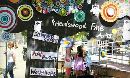 Friendswood Fine Arts Institute: Student-Level Membership, Which Grants a 10% Discount on Art Classes, a Subscription to Exclusive FFAI Publications, and Members-Only Benefits and Exhibition Previews for a Single Person Ages 4 and Up - Friendswood Fine Arts Institute in Friendswood