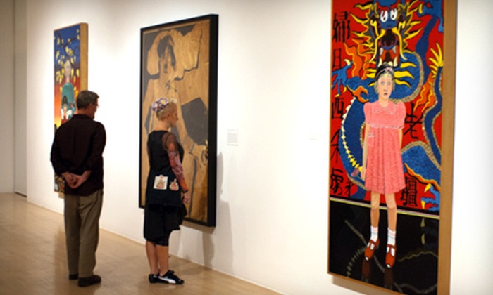 San Jose Museum of Art - Downtown San Jose: $45 for a Membership Package at the San Jose Museum of Art ($114.95 Value)