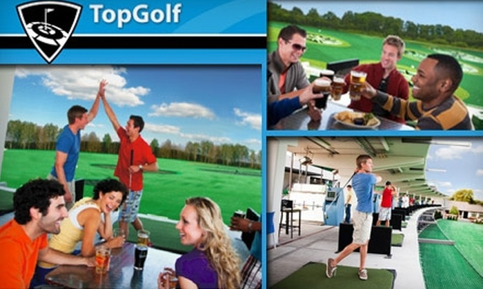 TopGolf - Wood Dale: $18 for a TopGolf Playing Card ($35 Value)