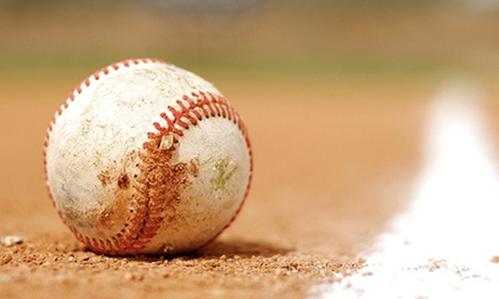 Western Connecticut Baseball Academy - Newtown: $62 for One Private Baseball Lesson from Western Connecticut Baseball Academy in Newtown ($125 Value)