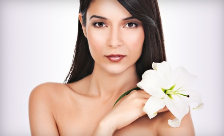 1 Anti-Wrinkle Facial and Eye Treatment (a $155 value)  - Sorelle Organic Salon and Spa in Woodland Park