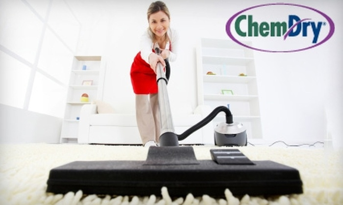 Moen Chem-Dry - Summerville: $99 for an Entire House of Professional Carpet Cleaning from Moen Chem-Dry (Up to $250 Value)