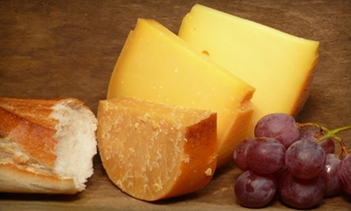 Winetopia - Briargrove: $10 for $25 Worth of Cheese, Chocolates, and More at Winetopia