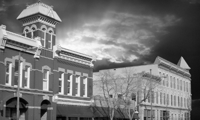 Fort Collins Tours - Downtown Fort Collins: $13 for Two Ghost Tour Tickets at Front Range Trails in Fort Collins (Up to $27.90 Value)