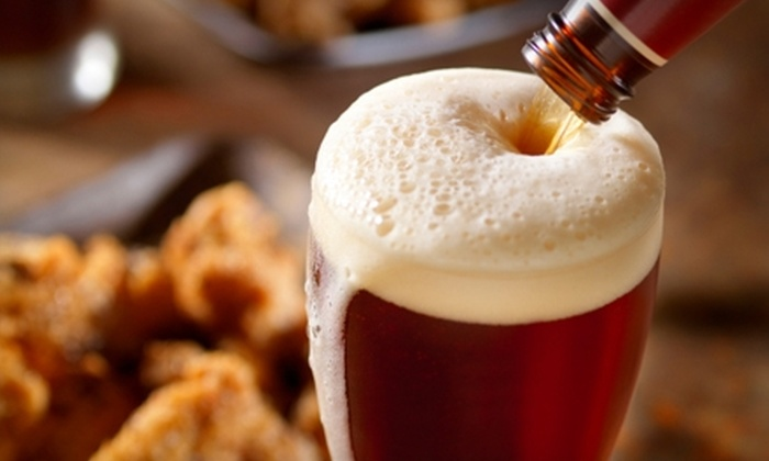 Tom's Sports Tavern - Randallstown: $10 for $20 Worth of Pub Fare and Drinks at Tom's Sports Tavern in Randallstown