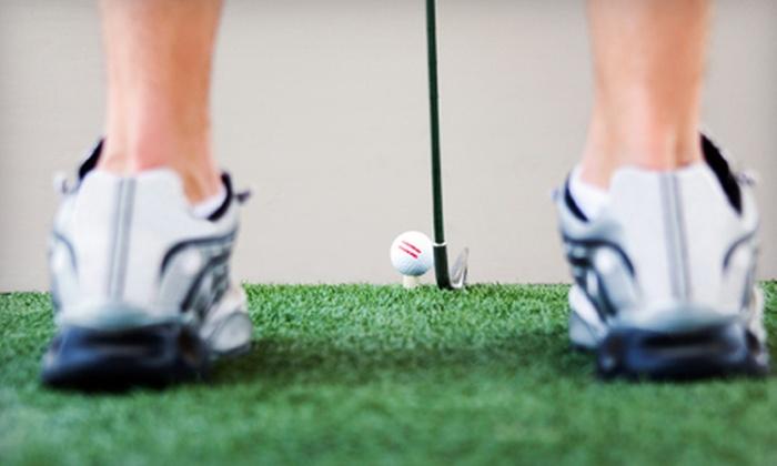 OnTarget Golf Schools  - Multiple Locations: Six-Week Golf School for Juniors or Six-Week Golf-Swing School at OnTarget Golf Schools (Up to 52% Off)
