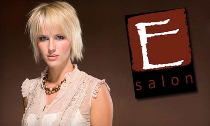 Epic Salon - Multiple Locations: $25 for $50 Worth of Salon Services at Epic Salon