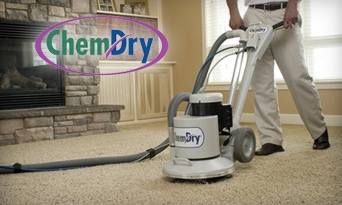 Chem Dry of Wichita - Wichita: $69 for a Four-Room Carpet Cleaning from Chem Dry (a $192 Value)