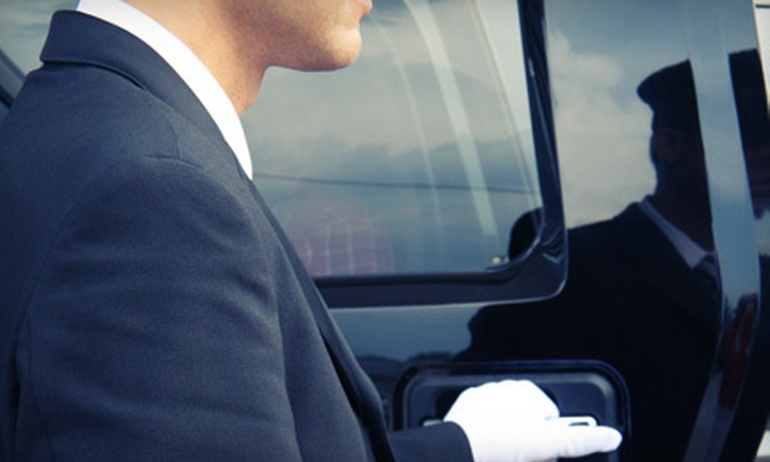 Limousine Events - Pinecrest West Park: Three, Four, or Six Hours of Cadillac Escalade Chauffeur Service from Limousine Events (Up to 51% Off)