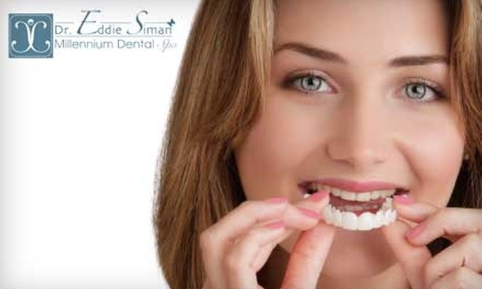 Millennium Dental Spa - Multiple Locations: $1,250 for a Snap-On Smile at Millennium Dental Spa ($2,500 Value)
