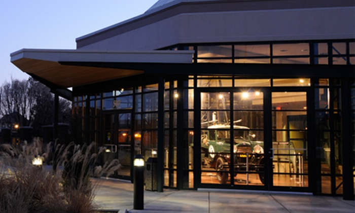 Cherokee Strip Regional Heritage Center - Enid: $5 for Two Admission Tickets to Cherokee Strip Regional Heritage Center in Enid (Up to $10 Value)