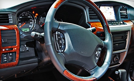 Interior Detail with Upholstery Cleaning for a Car (a $100 value) - X-treme Clean Mobile Detailing in